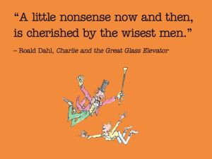 from Charlie and the Great Glass Elevator